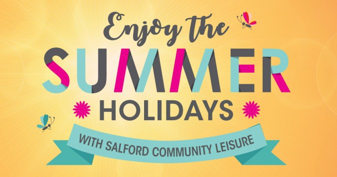 In Salford - Summer Holidays