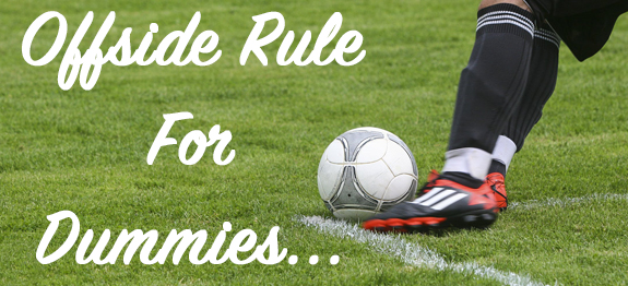 offside rule for dummies banner by GirlsGospel
