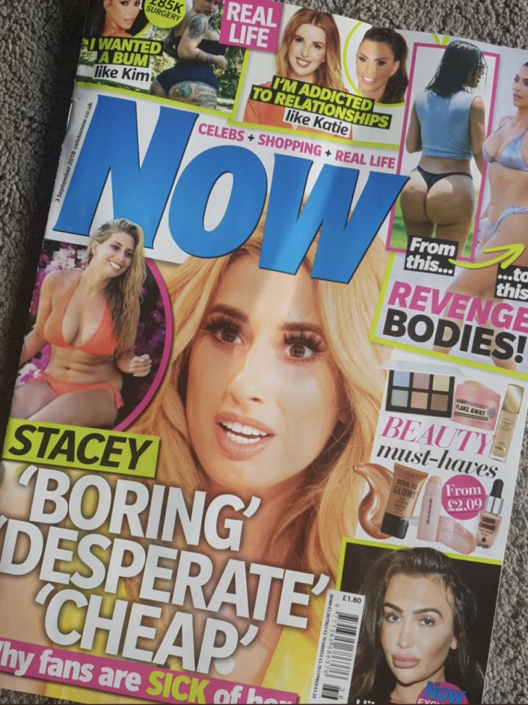 Now Magazine Bullying Cover