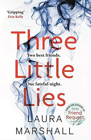 Three Little Lies book cover
