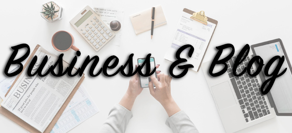 business and blog
