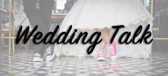 wedding talk
