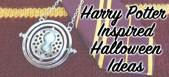 Harry Potter Inspired Halloween Ideas