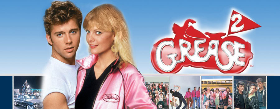 my favourite films grease 2