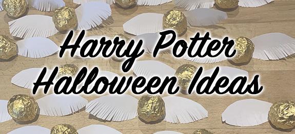 Harry Potter Halloween Ideas