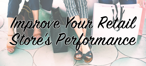 improve your retail store's performance - women with shopping bags
