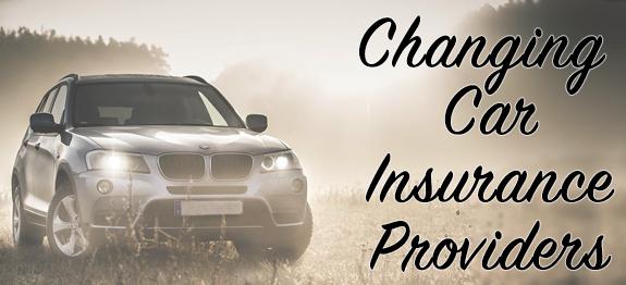changing car insuranceproviders