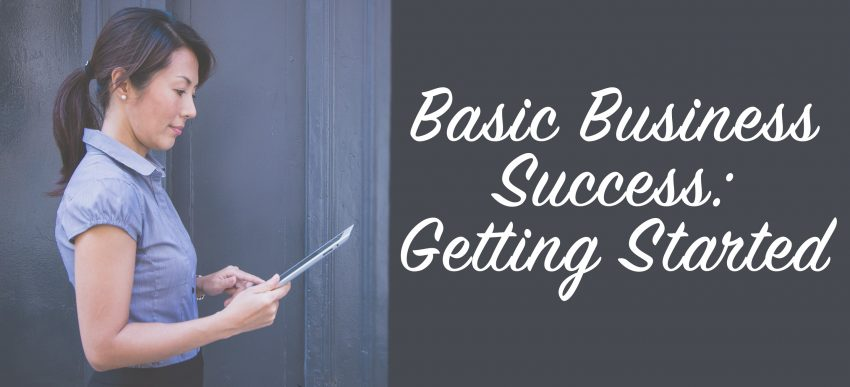 basic business success