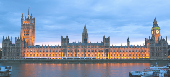 my biggest Political influencers - Houses of Parliament