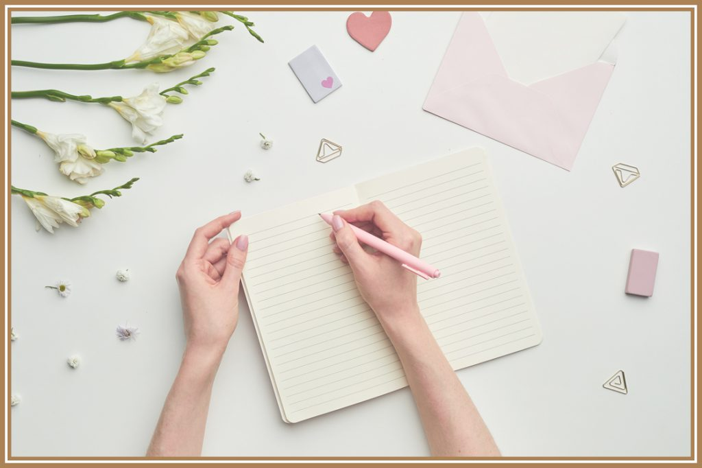 diary banner